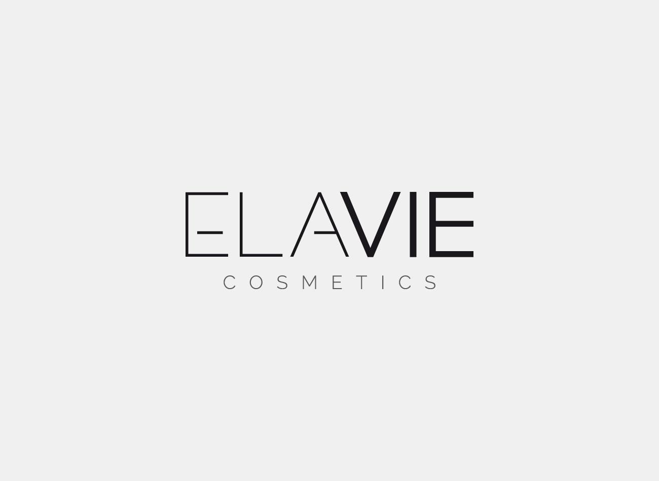 Logo Elavie Cosmetics