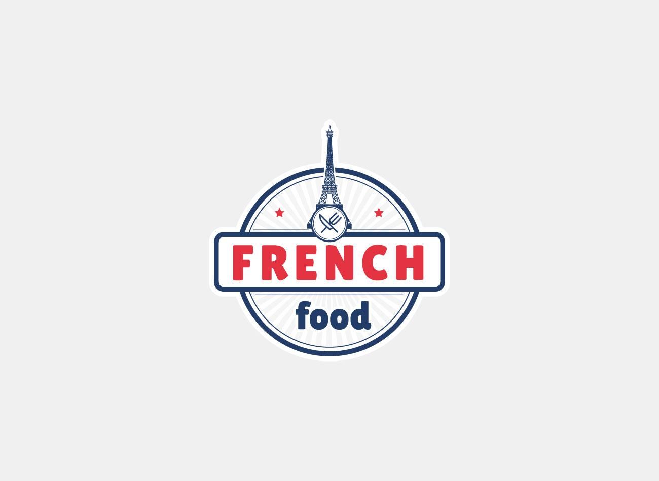 Logo French Food